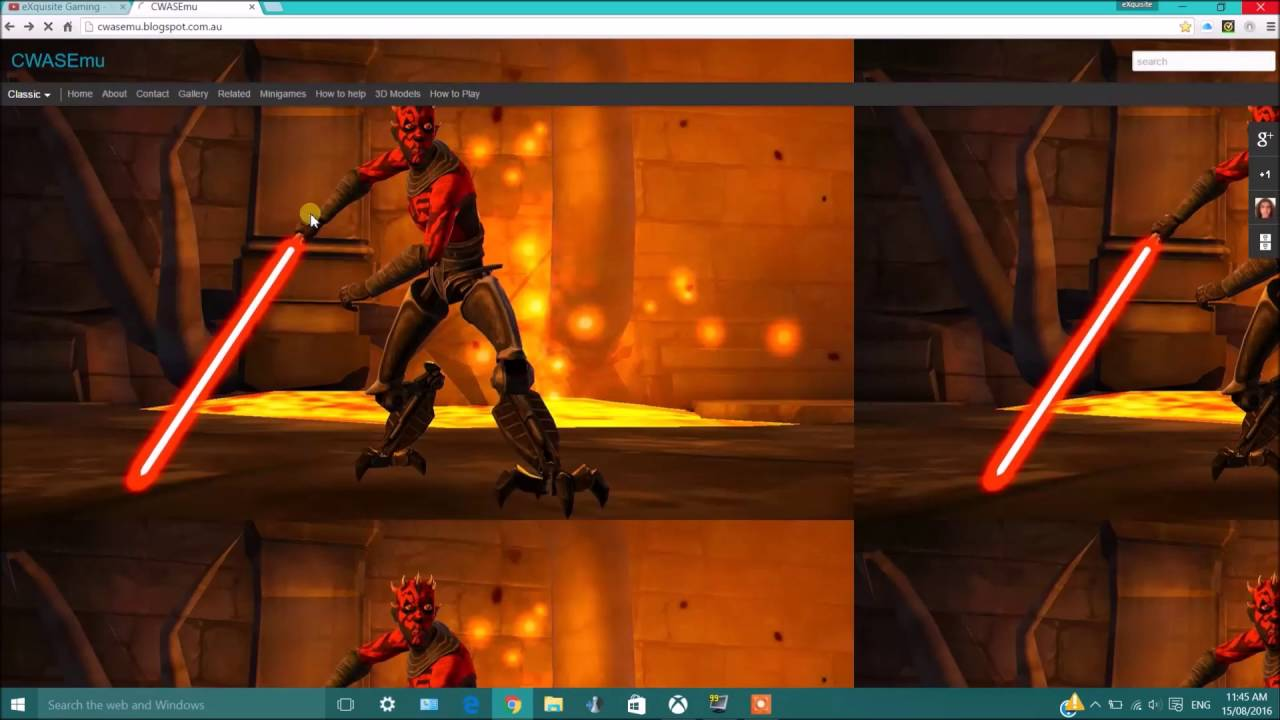 star wars clone wars adventures semi emulator how to install it