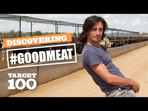 Andrew Ucles explores Animal Welfare in Cattle Feedlots | #GoodMeat