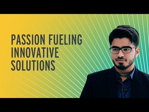 Passion Fueling Innovative Solutions | Investing in Innovation | Mubadala
