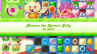 Candy Crush Jelly Saga Level 1378 (No boosters)