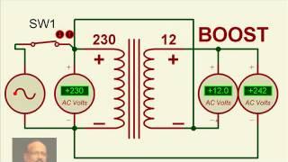 voltage stabiliser basics