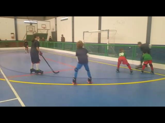 Liga de Escolas Hockey a Patíns