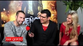 Entrevista con Rafael Amaya y Fernanda Castillo de la telenovela El Señor de los Cielos1
