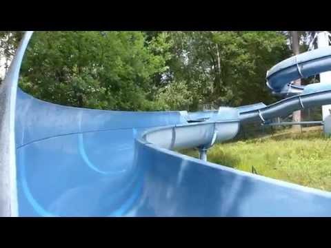 Heidebad Schmelz - Riesenrutsche Onride