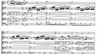 Mozart clarinet quintet K. 581 in A major [2/4]