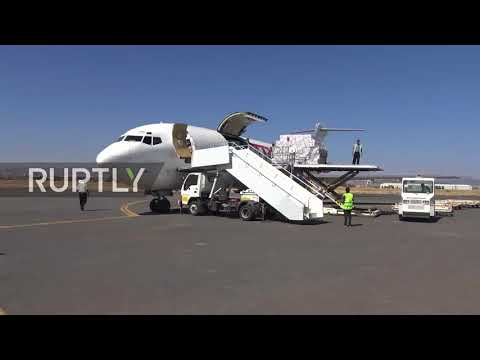 Yemen: Humanitarian aid arrives in Sana'a after thee-week Saudi blockade