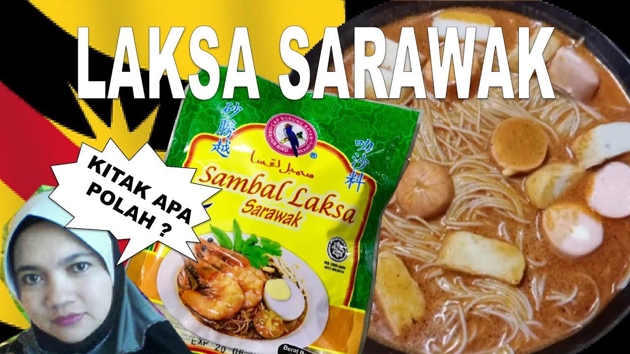 Resepi Seminit | Sambal Pes Laksa Sarawak | Steamboat Style