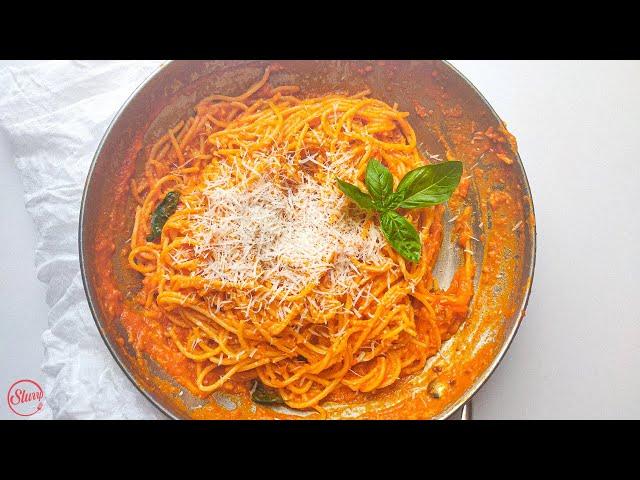 Spaghetti Arrabiata | Pasta in Red Sauce | Easy Pasta with Tomato Sauce | रेड सॉस पास्ता रेसिपी