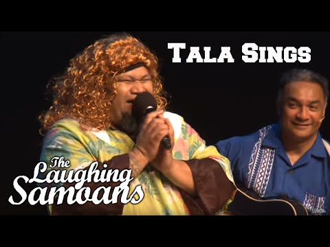 """The Laughing Samoans - """"Tala Sings"""" from Greatest Hits"""