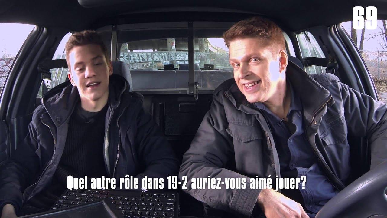 19 questions en 2 minutes: Réal Bossé et Robert Naylor de 19-2 qui  répondent à vos questions! - YouTube