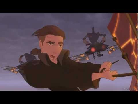 Treasure Planet  12 Years Later BluRay