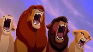 Repeat youtube video 07.Der König der Löwen 2 - Wir sind eins (Schlusslied) + Lyrics-Script
