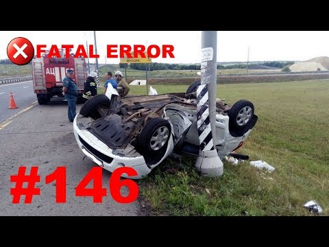 🚘🇷🇺[ONLY NEW] Russian Car Crash Compilation (19 August 2018) #146