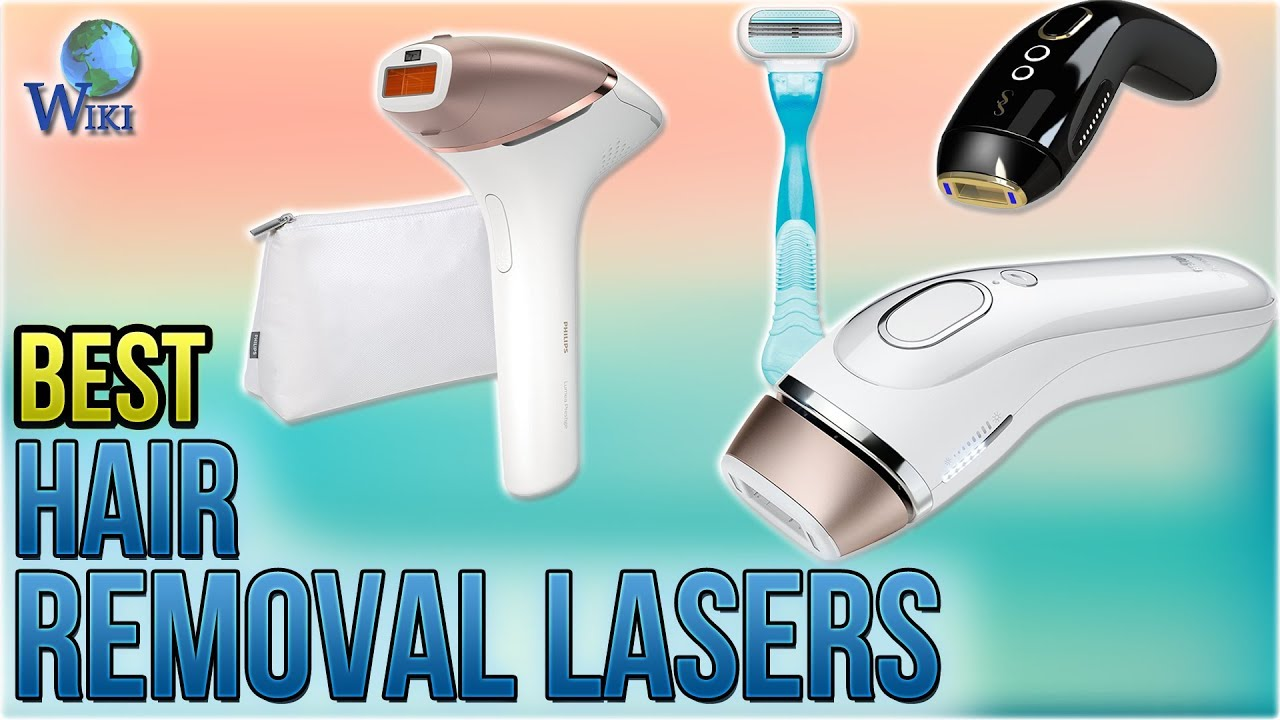 5 Best Hair Removal Lasers 2018 Youtube