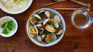 Miso Soup With Clams