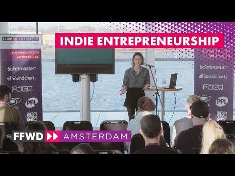 """Indie Entrepreneurship"" with Emmy Buckingham, AIM | FastForward 2018"