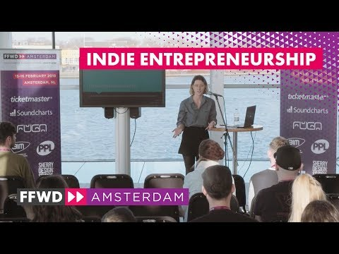 Indie Entrepreneurship with Emmy Buckingham, AIM  FastForward 2018