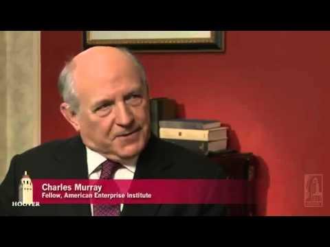 Charles Murray - Welfare and Happiness