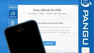Jailbreak 8.1 Pangu W/Cydia Untethered iPhone 6 - 4S, iPad, iPod Touch