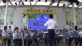 Tokyo Olympic March 東京オリンピックマーチ - 航空自衛隊航空中央音楽隊