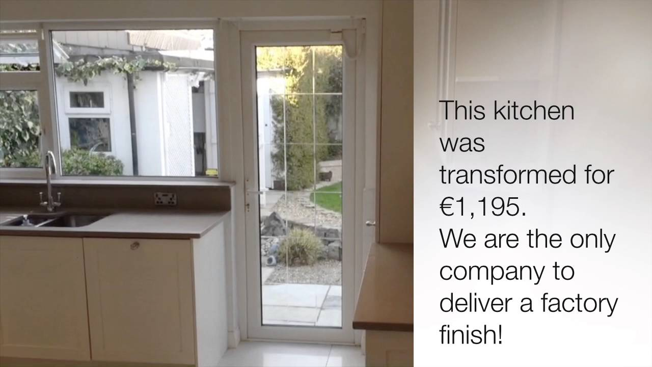 Farrow And Ball Kitchen Kitchen Respray From Oak To Farrow Ball Pointing Youtube