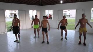 tchuco no tchaco - Parangolé (coreografia)