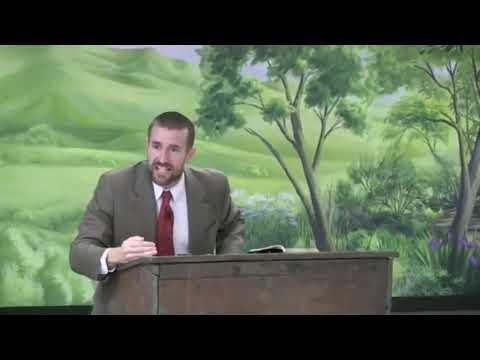 Warum Männer wollen, dass ihre Frauen arbeiten gehen (Pastor Steven Anderson)