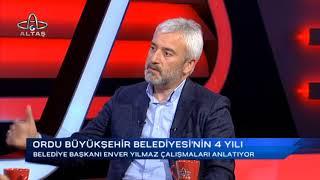 GÜNDEM ÖZEL - ENVER YILMAZ (ORDU BÜYÜKŞEHİR BEL. BŞK.) - 08.06.2018