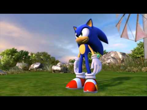 Sonic Unleashed - Japanese Sonic The Hedgehog & Werehog Voice Clips (Common)