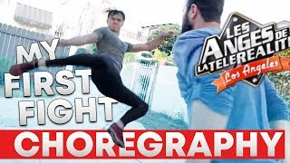 MY FIRST FIGHT CHOREOGRAPHY EVER - Tristan Defeuillet Vang x Daniel Locicero || #LesAnges10