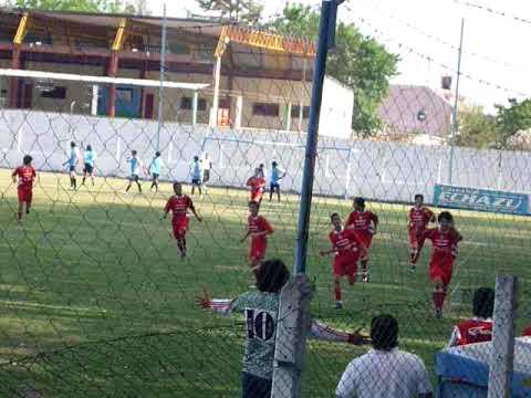 Gol de Rodrigo Bellido a Famaillá (Reserva)