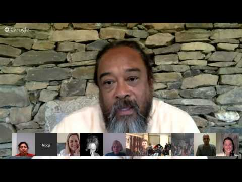 Sri Mooji's First Hangout with Australia and New Zealand