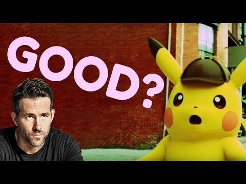 Download Youtube: OUR THOUGHTS ON RYAN REYNOLDS AS DETECTIVE PIKACHU - The Dex! Podcast