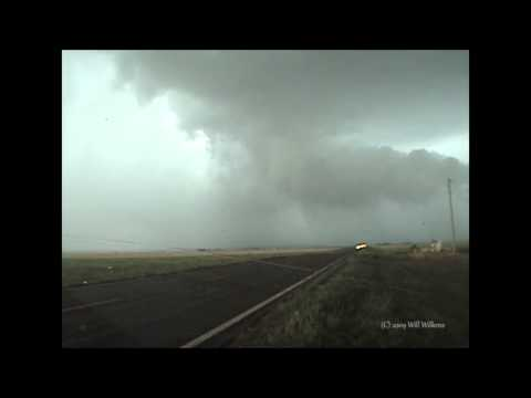 Chasing Tornado Alley 2009 - Kansas - 6/14/2009 (Part 1)