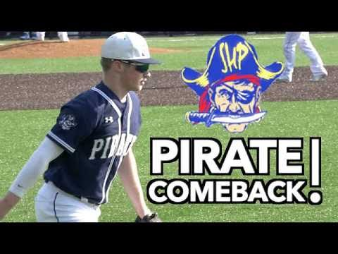 Seton Hall Prep - 5 Caldwell - 3 | Pirates Comeback Win | Ryan Sheppard Clutch Plays