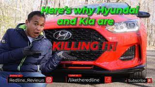 The Rise of Hyundai & Kia in America and What The Future Holds