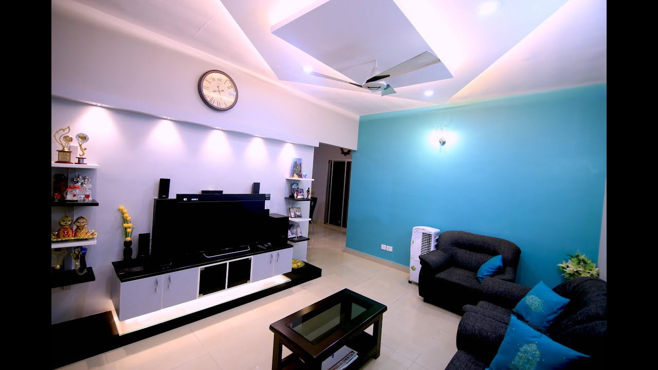 Chandrashekar 39 s home interior design brigade meadows for Home interior designers in bangalore