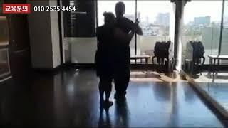 [부산 댄스타운]탱고 배우기 - 마닐라에서 초급시연 …