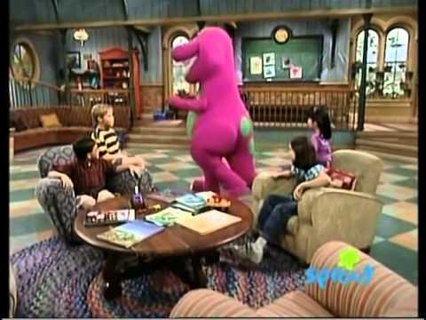 Barney & Friends: A New Friend (Season 7, Episode 10)