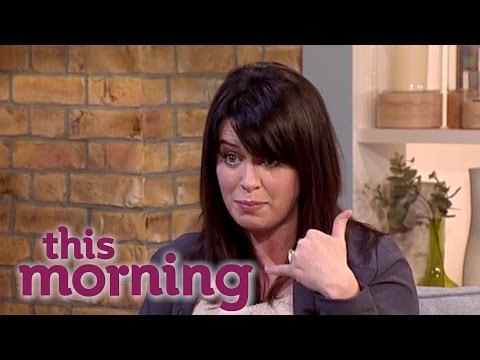 Eve Myles Can Keep A Secret  This Morning