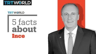 Turkey's presidential elections and candidates: 5 facts about Muharrem Ince