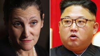 Can Canada stop North Korea?