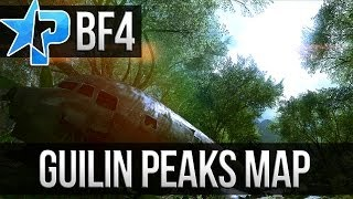 BF4 Guilin Peaks Conquest (Battlefield 4 China Rising DLC Multiplayer Gameplay PC 1080p)
