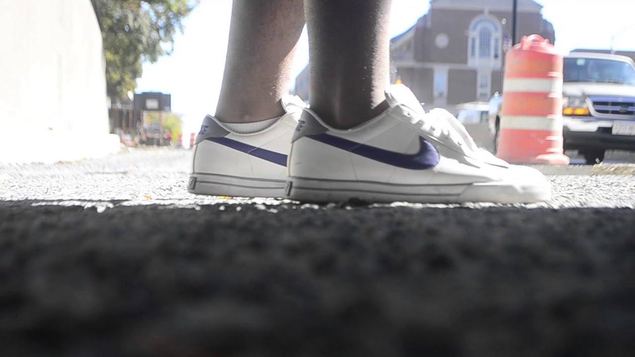 4295b74be7c6 Season 1  On Feet  BRS x Nike Blazer Low - YouTube