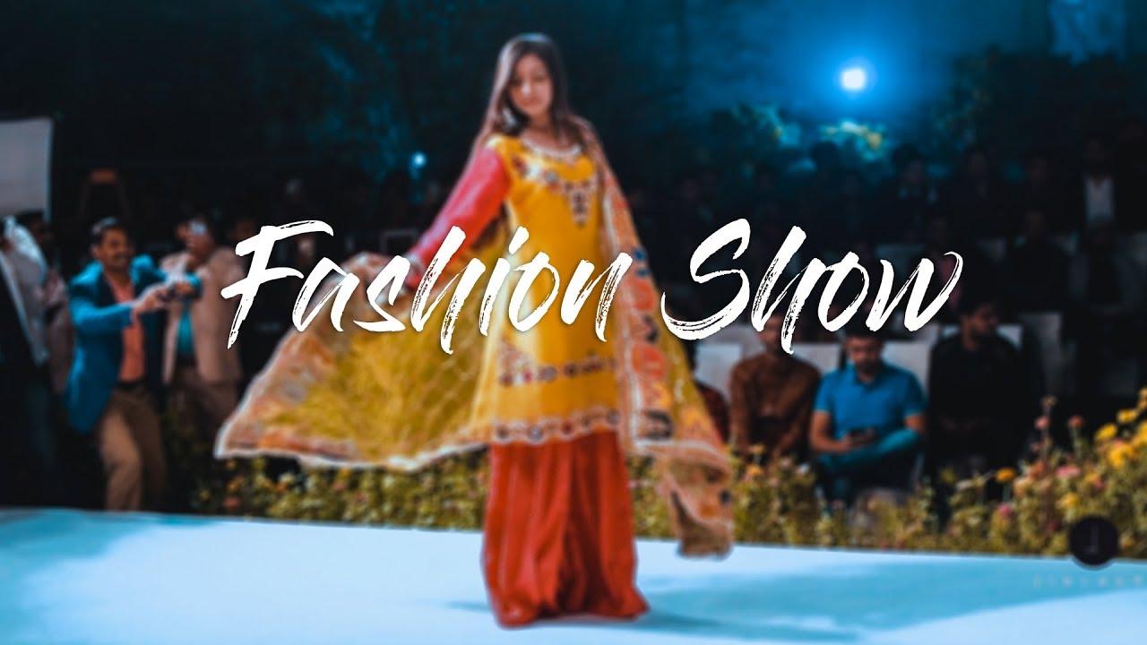 Aifd Fashion Show 2019 Iqra University Youtube