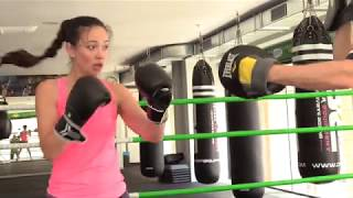Mary Lee. Boxing.Showreel.