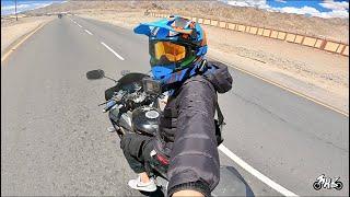 MotoVlog at Ladakh day 2 || Drone shots || MRB Vlogs