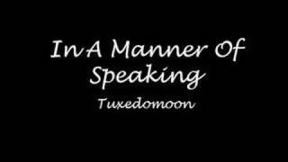 In A Manner Of Speaking  - Tuxedomoon