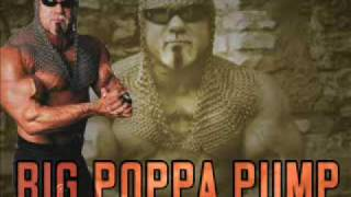 "WWE - ""Big Poppa Pump"" Scott Steiner Theme Song (Full)"