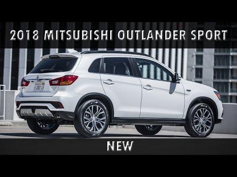 2018 mitsubishi outlander sport. beautiful outlander 2018 mitsubishi outlander sport review throughout mitsubishi outlander sport